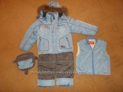 Продам зимний костюм тм кiкq на мальчика 104рост
