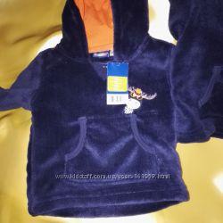 Lupilu детская кофта с капюшоном