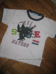 Бомбезні брендові футболки NEXT, F&F, REBEL, MARKS&SPENSER