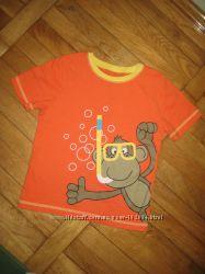 Стильні брендові футболки GEORGE, NEXT, MOTHERCARE