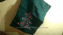 мешок под ёлку для подарков