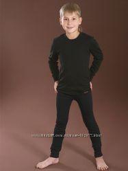Хлопковые кальсоны для мальчика от 122 до 158