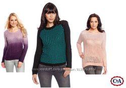 Мягкие, теплые женские свитера, гольфы, флиски, худди с немецкого сайта C&A