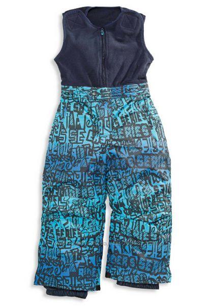 Лыжные штаны, полукомбинезоны для мальчишек с C&A, выбор моделей