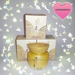 3W Clinic Bit Dam Eun High-Moisturizing Firming Cream Wrinkle Cream