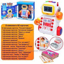 Робот Шунтик Умный Я Развивающая игрушка ZYE 00024 ZHORYA