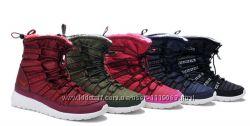 Nike Roshe Run Hi Sneaker Boot Women