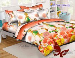 Полуторная постель Динь-Динь