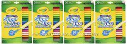 Crayola Super Tips Маркеры 20 шт