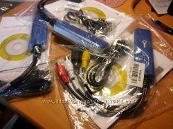 USB карта видео захвата EasyCAP USB 2. 0UTV007