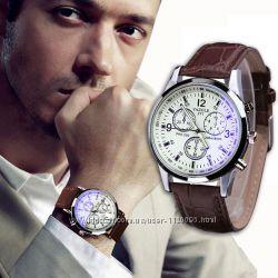 Стильные часы мужские