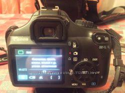 Продам зеркальный фотоаппарат Canon 1100d