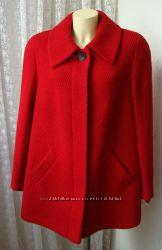Пальто демисезонное шерсть р. 54 7323