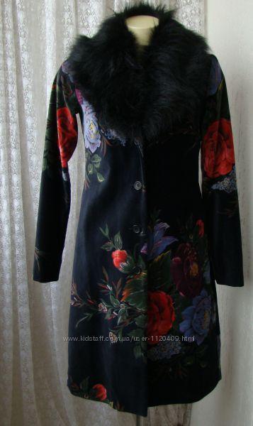 Пальто нарядное демисезонное H&M р. 42 7334