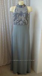 Платье вечернее в пол Lace&Beads р. 46-48 7399