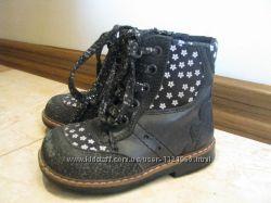 385b03cb7a3fcb Ботинки для девочки демисезонные весна-осень Topitop Топитоп 21 размер