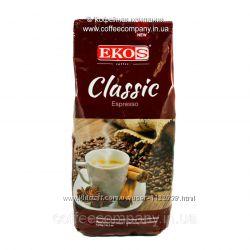 Кофе Ekos classic, barista Португалия 1 кг зерно