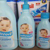 Все для детей шампуни, гели, масло, присыпка, крем, пасты Baby Love, Nivea Г