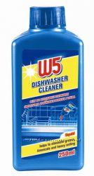 Гель и таблетки для чистки посудомоечных и стиральных машин W5, Denkmit
