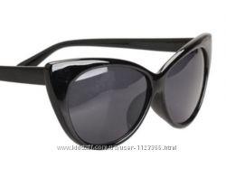 солнцезащитные очки женские кошки