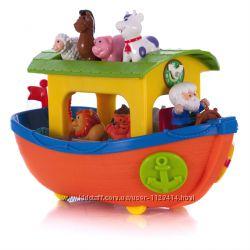 Развивающие игрушки Kiddieland - возможен торг
