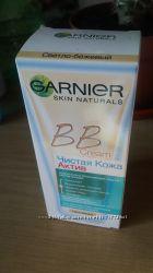 Продам BB Cream Garnier Светло-Бежевый