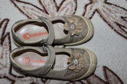 Туфли кожа Rondinella Італія