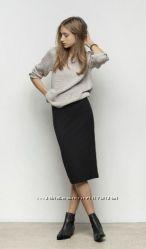 Новая миди юбка-карандаш River Island с высоким поясом размер 12 UK