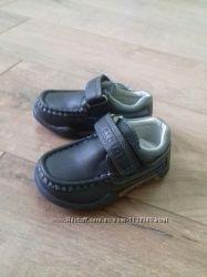 Детские мокасины - туфли на мальчика 21-26 размер