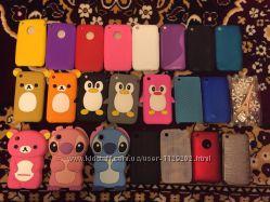 Силиконовые чехлы для Iphone 3 3S