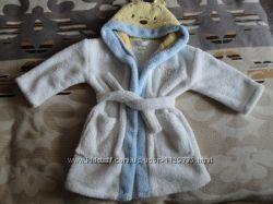 Банный халат C&A 92-98 см