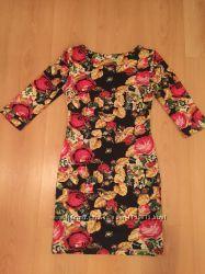 Яркое женское платье MARANI
