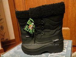 Зимние ботинки сноубутсы  Тундра