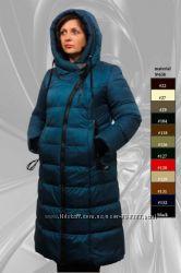 Новая коллекция fashion  зимних пальто для самых изысканных модниц