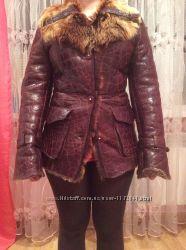 Дублянка дублёнка куртка шуба