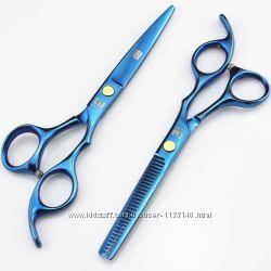Ножницы KASHO для стрижки волос.