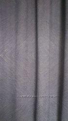 Серые современные шторы. Тюль, шторы, портьеры, гардины. Турция