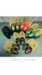 Ботинки - туфли Gucci зимние