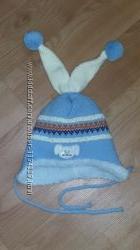 Продам шапку зимнюю на мальчика