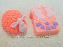 Мыло ручной работы Малыш