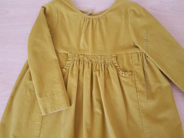 Платье на девочку 2 года, Burberry
