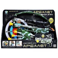 Детское оружие, игровой арбалет стрелы М0488