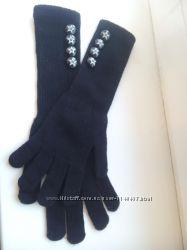 Высокие перчатки