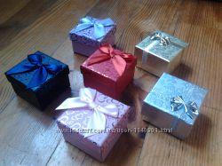 подарочная упаковка для бижутерии и ювелирных украшений