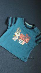 Яркая футболочка малышу Looney Tunes