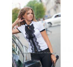 блуза  Bisou в наличии размер XS-S