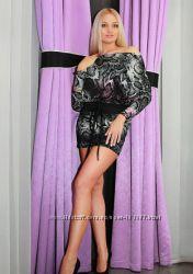 платье-туника тина medini размер М в наличии