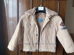 Курточка на мальчика р. 104 демисезон