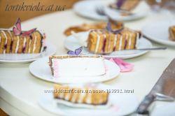 Домашний торт медовик, наполеон, трюфельный на заказ, Киев, Соломенка