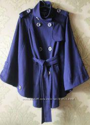 Женское пальто кейп